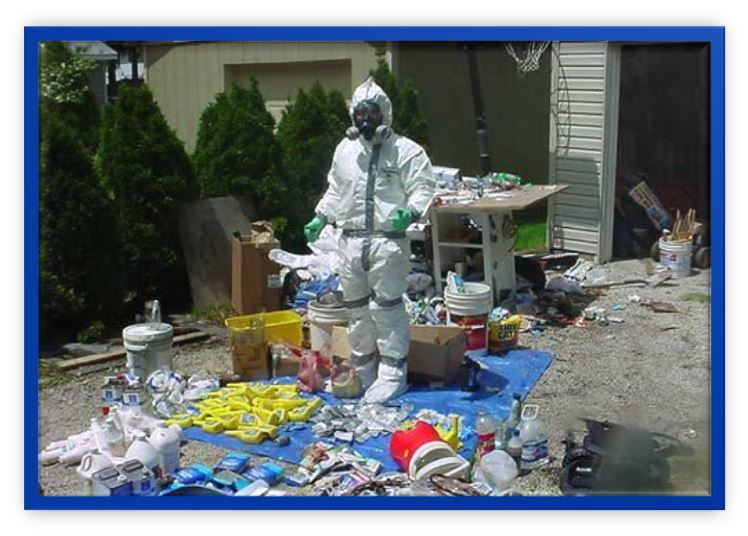 Florida Meth Lab - Florida Indoor Air Quality Solutions, IAQ