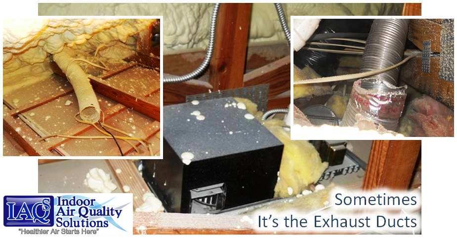 Spray Polyurethane Foam SPF insulation | Indoor Air Quality