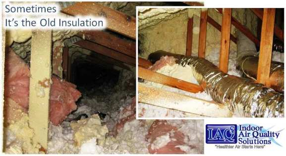#IAQS SPF Spray Foam Insulation Inspections 32