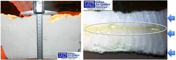 #IAQS SPF Spray Foam Insulation Inspections Indoor Air Quality Solutions, IAQS 101